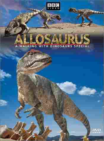 Allosaurus Walking with Dinosaurs