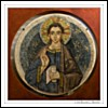 Christ Emanuel Mosaic in the Museum in the Upper Gallery (Saturday, September 16th 2006)